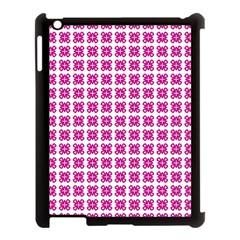 Cute Pretty Elegant Pattern Apple Ipad 3/4 Case (black) by creativemom