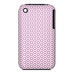 Cute Pretty Elegant Pattern Apple Iphone 3g/3gs Hardshell Case (pc+silicone) by creativemom