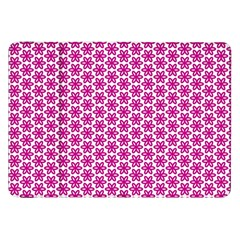 Cute Pretty Elegant Pattern Samsung Galaxy Tab 8.9  P7300 Flip Case by creativemom