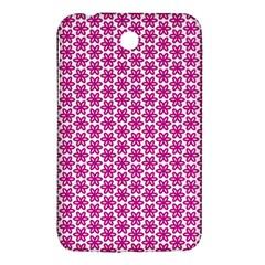 Cute Pretty Elegant Pattern Samsung Galaxy Tab 3 (7 ) P3200 Hardshell Case  by creativemom