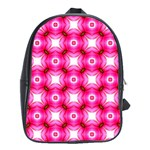 Cute Pretty Elegant Pattern School Bag (XL) Front