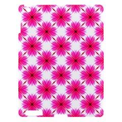Cute Pretty Elegant Pattern Apple Ipad 3/4 Hardshell Case by creativemom
