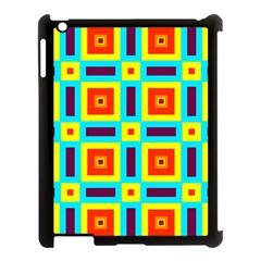 Cute Pretty Elegant Pattern Apple Ipad 3/4 Case (black) by creativemom