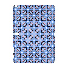 Cute Pretty Elegant Pattern Samsung Galaxy Note 10 1 (p600) Hardshell Case by creativemom