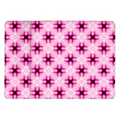 Cute Pretty Elegant Pattern Samsung Galaxy Tab 10 1  P7500 Flip Case by creativemom