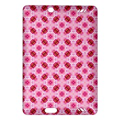 Cute Pretty Elegant Pattern Kindle Fire Hd (2013) Hardshell Case by creativemom