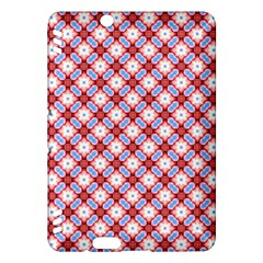 Cute Pretty Elegant Pattern Kindle Fire Hdx Hardshell Case by creativemom