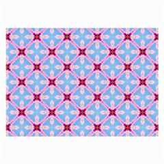 Cute Pretty Elegant Pattern Glasses Cloth (large) by creativemom