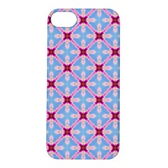 Cute Pretty Elegant Pattern Apple Iphone 5s Hardshell Case by creativemom
