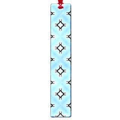 Cute Pretty Elegant Pattern Large Bookmark by creativemom
