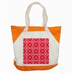 Cute Pretty Elegant Pattern Accent Tote Bag by creativemom