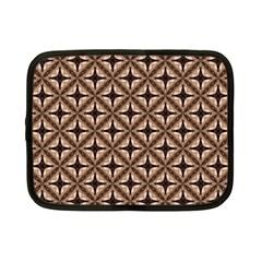 Cute Pretty Elegant Pattern Netbook Sleeve (small) by creativemom
