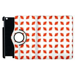 Cute Pretty Elegant Pattern Apple Ipad 3/4 Flip 360 Case by creativemom