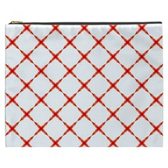 Cute Pretty Elegant Pattern Cosmetic Bag (xxxl) by creativemom