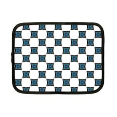 Cute Pretty Elegant Pattern Netbook Sleeve (small)