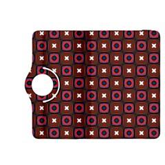 Cute Pretty Elegant Pattern Kindle Fire Hdx 8 9  Flip 360 Case by creativemom