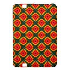 Cute Pretty Elegant Pattern Kindle Fire Hd 8 9  Hardshell Case by creativemom