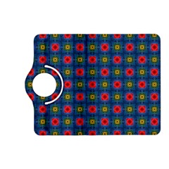Cute Pretty Elegant Pattern Kindle Fire Hd (2013) Flip 360 Case by creativemom