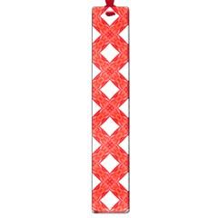 Cute Pretty Elegant Pattern Large Bookmark