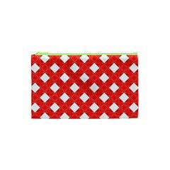 Cute Pretty Elegant Pattern Cosmetic Bag (xs)