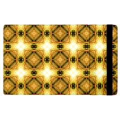 Cute Pretty Elegant Pattern Apple Ipad 3/4 Flip Case by creativemom