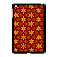 Cute Pretty Elegant Pattern Apple Ipad Mini Case (black) by creativemom