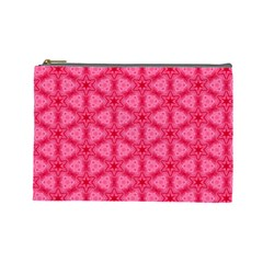 Cute Pretty Elegant Pattern Cosmetic Bag (large) by creativemom