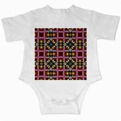 Cute Pretty Elegant Pattern Infant Bodysuit