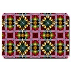 Cute Pretty Elegant Pattern Large Door Mat