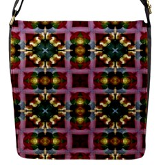 Cute Pretty Elegant Pattern Flap Closure Messenger Bag (Small)