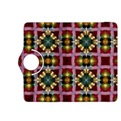 Cute Pretty Elegant Pattern Kindle Fire Hdx 8 9  Flip 360 Case by creativemom