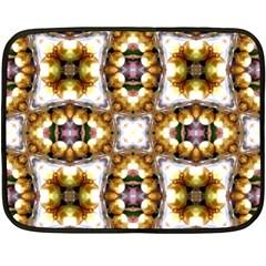 Cute Pretty Elegant Pattern Mini Fleece Blanket (two Sided) by creativemom
