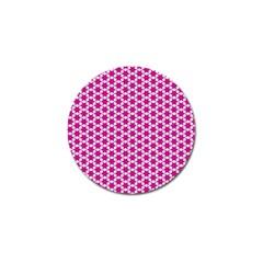 Cute Pretty Elegant Pattern Golf Ball Marker 4 Pack by creativemom