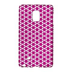 Cute Pretty Elegant Pattern Samsung Galaxy Note Edge Hardshell Case