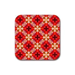 Cute Pretty Elegant Pattern Drink Coasters 4 Pack (square) by creativemom
