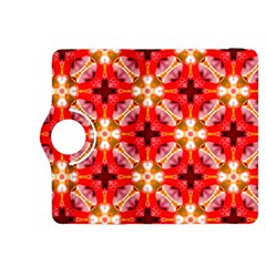 Cute Pretty Elegant Pattern Kindle Fire HDX 8.9  Flip 360 Case by creativemom