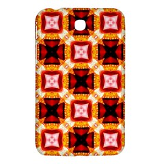 Cute Pretty Elegant Pattern Samsung Galaxy Tab 3 (7 ) P3200 Hardshell Case  by creativemom