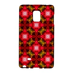 Cute Pretty Elegant Pattern Samsung Galaxy Note Edge Hardshell Case