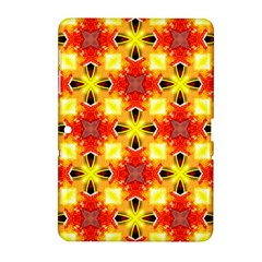 Cute Pretty Elegant Pattern Samsung Galaxy Tab 2 (10 1 ) P5100 Hardshell Case  by creativemom