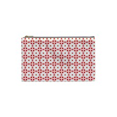 Cute Pretty Elegant Pattern Cosmetic Bag (small) by creativemom