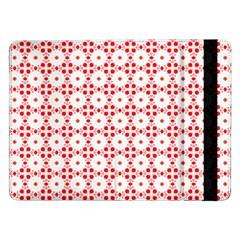 Cute Pretty Elegant Pattern Samsung Galaxy Tab Pro 12 2  Flip Case by creativemom