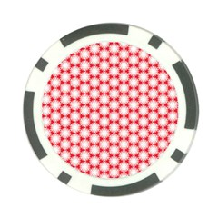 Cute Pretty Elegant Pattern Poker Chip by creativemom