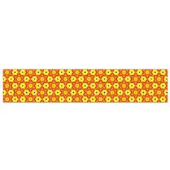 Cute Pretty Elegant Pattern Flano Scarf (small) by creativemom