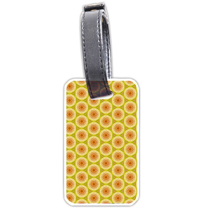 Cute Pretty Elegant Pattern Luggage Tag (One Side)