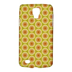 Cute Pretty Elegant Pattern Samsung Galaxy S4 Active (i9295) Hardshell Case by creativemom