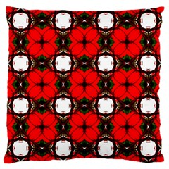 Cute Pretty Elegant Pattern Large Cushion Case (two Sided)  by creativemom