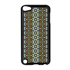 Cute Pretty Elegant Pattern Apple Ipod Touch 5 Case (black) by creativemom