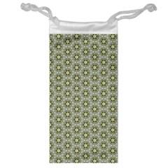 Cute Pretty Elegant Pattern Jewelry Bag by creativemom