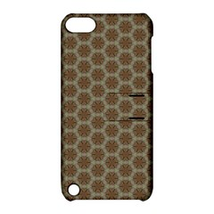 Cute Pretty Elegant Pattern Apple Ipod Touch 5 Hardshell Case With Stand by creativemom