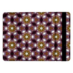 Cute Pretty Elegant Pattern Samsung Galaxy Tab Pro 12.2  Flip Case by creativemom
